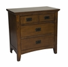 Sunset Trading - Tremont Nightstand - SS-TR750-NS