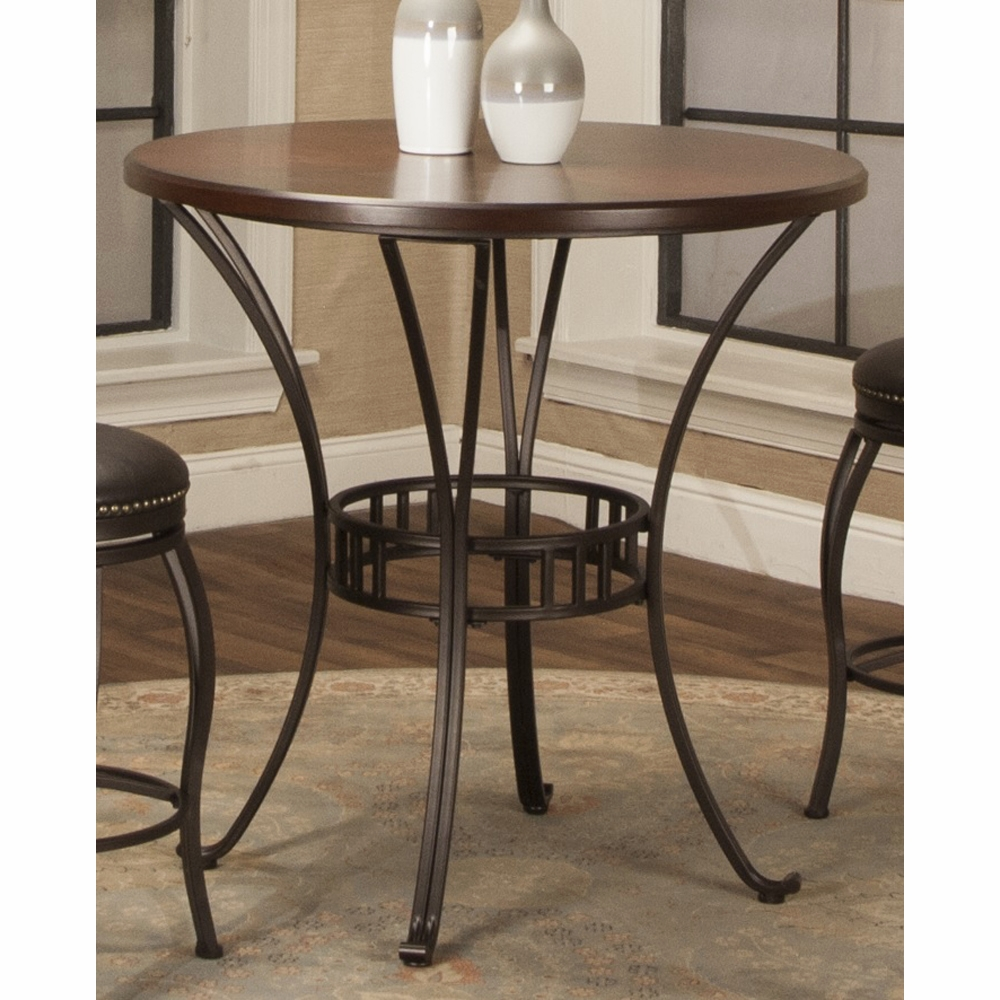 Sunset Trading Victoria 36 Quot Round Pub Table Cr J3009 36tb
