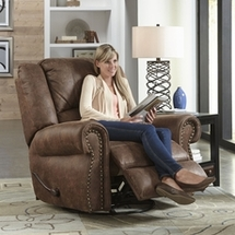 Swivel Recliners by Catnapper