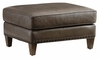 Tommy Bahama Home - Cypress Point Hughes Leather Ottoman - 01-9012-44-01