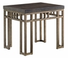 Tommy Bahama Home - Cypress Point Montera Travertine End Table - 01-0561-953