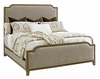Tommy Bahama Home - Cypress Point Stone Harbour Queen Upholstered Bed - 01-0561-143c