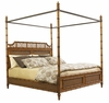 Tommy Bahama Home - Island Estate West Indies Queen Bed - 01-0531-163C
