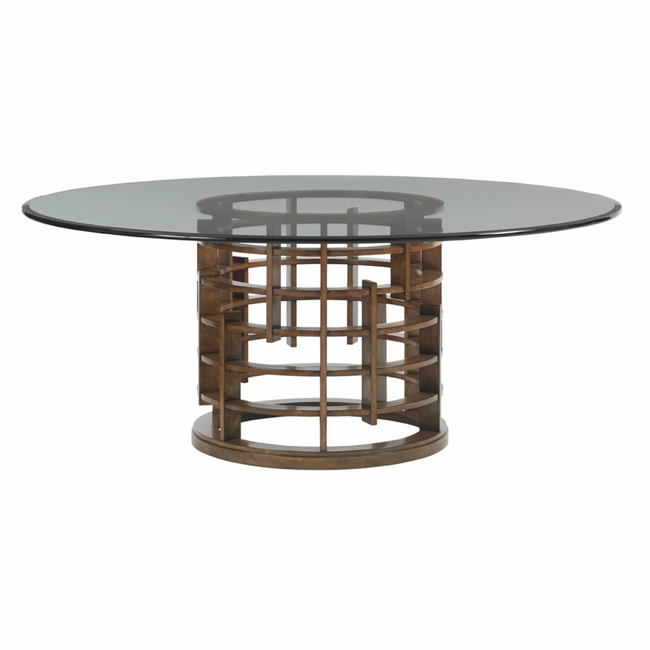 Tommy Bahama Home - Island Fusion Meridian Round Dining ...