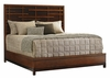 Tommy Bahama Home - Island Fusion Shanghai Queen Panel Bed - 01-0556-143c