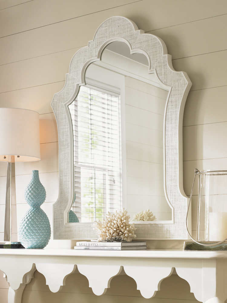 Tommy Bahama Home Ivory Key Sandys Mirror 01 0543 204