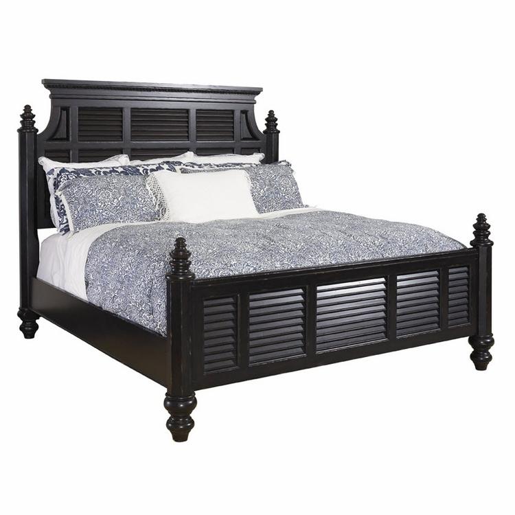 Tommy Bahama Home - Kingstown Malabar California King Panel Bed - 01-0619-135C