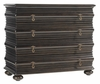 Tommy Bahama Home - Royal Kahala Black Sands Night Chest - 01-0537-625