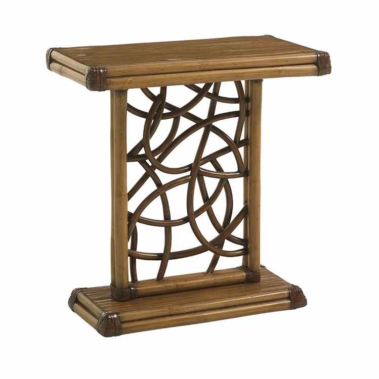 Tommy Bahama Home Twin Palms Angler Accent Table 01 0558 952