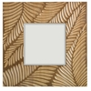 Tommy Bahama Home - Twin Palms Freeport Square Mirror - 01-0558-204