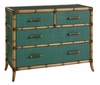 Tommy Bahama Home - Twin Palms Red Coral Chest - 01-0559-624
