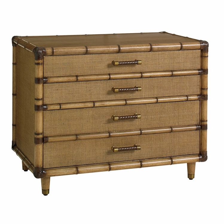 Tommy Bahama Home - Twin Palms Soundings File Chest - 01-0558-930