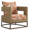 Tommy Bahama Outdoor - Aviano Barrel Chair Orange - 01-3220-11-41