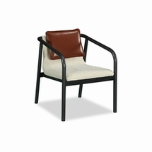 Transitional Accent Chairs by Bobby Berk