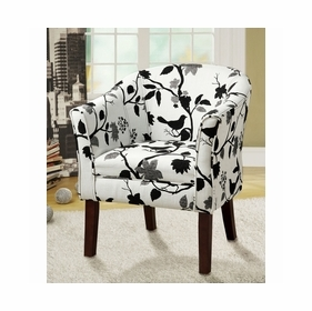 Transitional Accent Chairs by Coaster