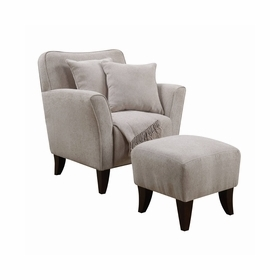 Transitional Accent Chairs by Sunset Trading