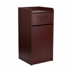 Trash Receptacles  by Flash Furniture