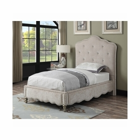 Twin Beds by Emerald Home Furnishings