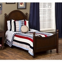Twin Poster Beds