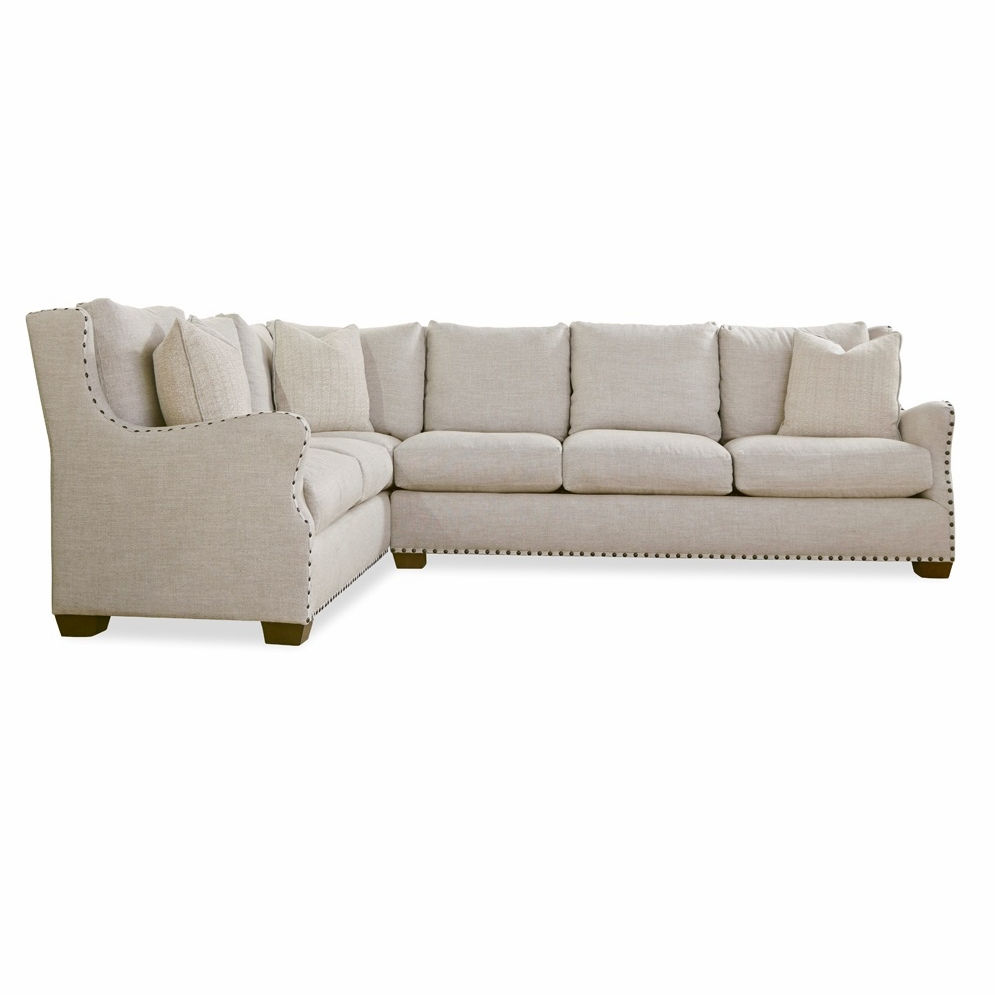Universal Furniture Curated Connor Sectional Right Arm