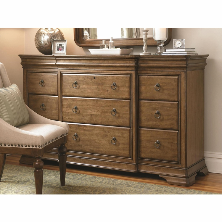 Universal Furniture - New Lou Drawer Dresser  - 71040