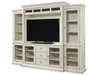 Universal Furniture - Summer Hill Complete Entertainment Wall - 987968HE
