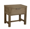 Vaughan Bassett - American Modern Bedside Table In Natural - 652-224