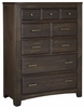 Vaughan Bassett - Cottage Too Chest In Coffee - 70-115