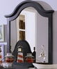 Vaughan Bassett - Cottage Vertical Mirror In Black - BB16-442