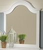 Vaughan Bassett - Cottage Vertical Mirror In Snow White - BB24-442