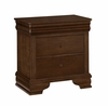 Vaughan Bassett - French Market Night Stand 2 Drawers In French Cherry - 382-226