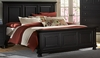 Vaughan Bassett - Reflections King Bed In Black - 534-668_866_922