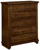 Vaughan Bassett - Timber Creek Chest In Cherry - 670-115