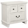 Vaughan Bassett - Timber Creek Night Stand In White - 674-226