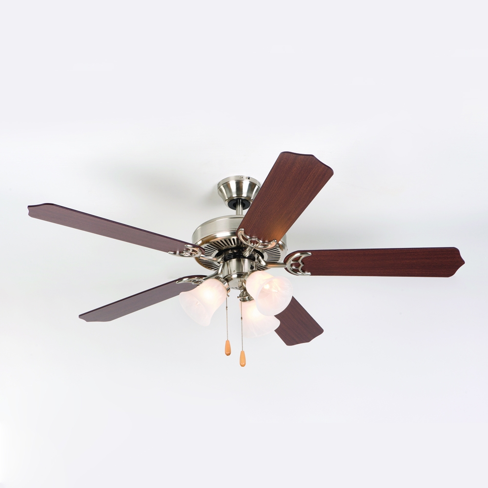 Yosemite Home Decor Westfield Collection 52 Inch Indoor Ceiling Fan Bbn 3