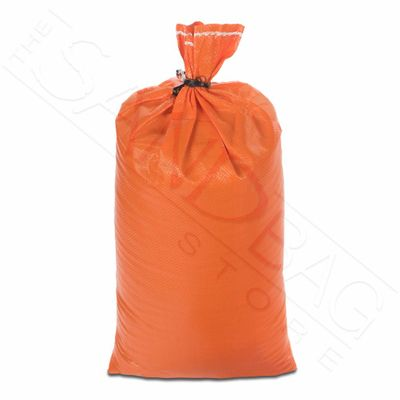 Poly Sandbag, Heavy Duty Orange 25 pk.