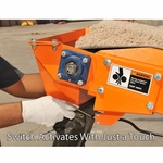 Truck or Floor-Mounted Sandbag Filling Machine | Heavy Equip. Model