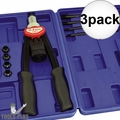 Astro Pneumatic 1427 Hand Rivet Nut Kit M5, M6, M8, M10 and M12 3x