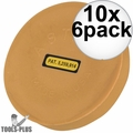 Astro Pneumatic 400E6 6pk Rubber Eraser Wheel Decal Pinstripe Adhesive 10x