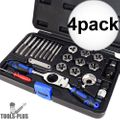 Astro Pneumatic 7582 Automotive Tap & Die Set - Metric 4x