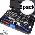 Astro Pneumatic 7582 Automotive Tap & Die Set - Metric 8x