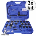 Astro Pneumatic 78585 Universal Radiator Pressure Tester Cooling Sys Kit 3x