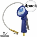 """Astro Pneumatic Tool 3018 3.5"""" Digital Tire Inflator with Hose 4x"""
