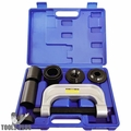Astro Pneumatic Tool 7865 Ball Joint Press Service Tool w/ 4WD Adapters