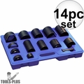 Astro Pneumatic Tool 7868 14pc Master Ball Joint Adapter Set