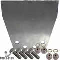 Bosch 2610992179 Replacement Scraper Blade w/Screws, Nuts, Washers