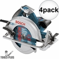 "Bosch CS10-RT 7-1/4"" Circular Saw 4x"