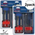 Bosch HCST006 6pc SDS-Plus Bulldog Rotary Hammer Bit Set 2x
