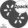 """Bosch RS6046 6"""" Hook and Loop Hard Backing Pad 2x"""