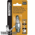 "Bostitch BTFP72333 1/4"" NPT Industrial Swivel Plug was ISWIVEL-14M"
